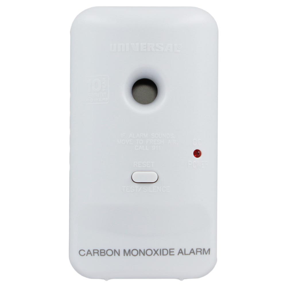 Every Room Carbon Monoxide Smart Alarm with 10 Year Sealed Battery