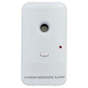 USI Carbon Monoxide Smart Alarm with 10 Year Sealed Battery (MC304SB)